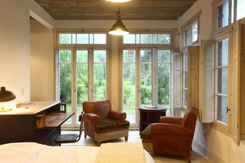 casa zinc :: habitaciones